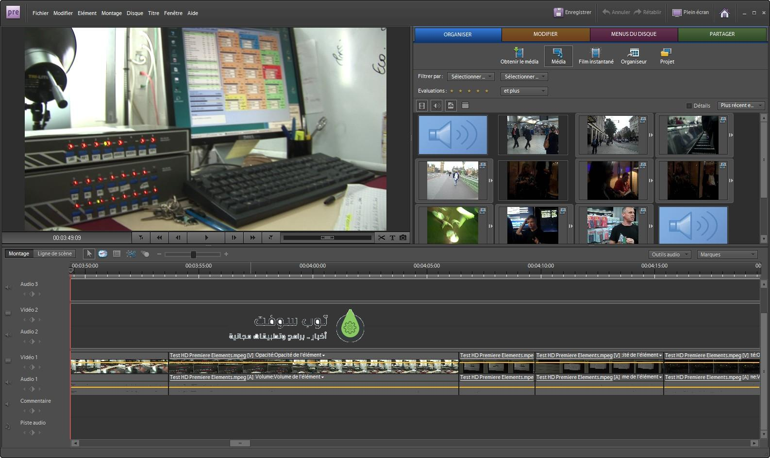 how to make a dvd menu with premiere pro