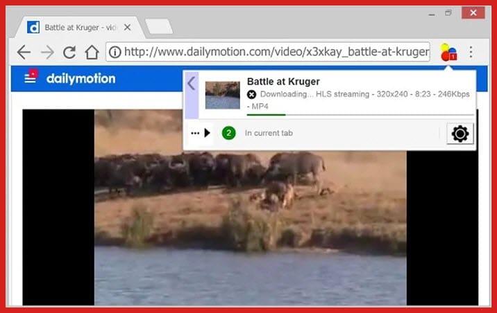 اضافة زر تحميل اسفل فيديوهات اليوتيوب على متصفح جوجل كروم 2
