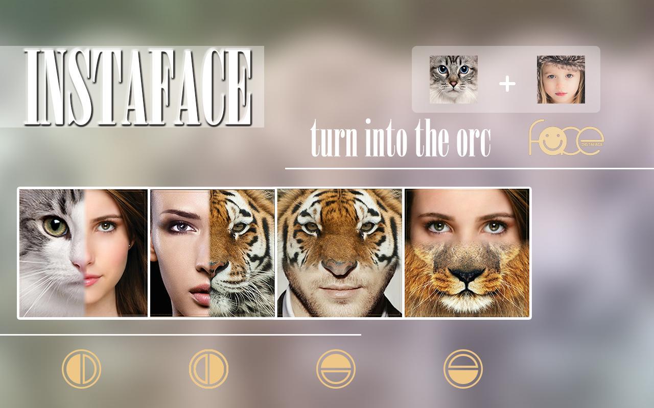 برنامج تركيب الوجوه