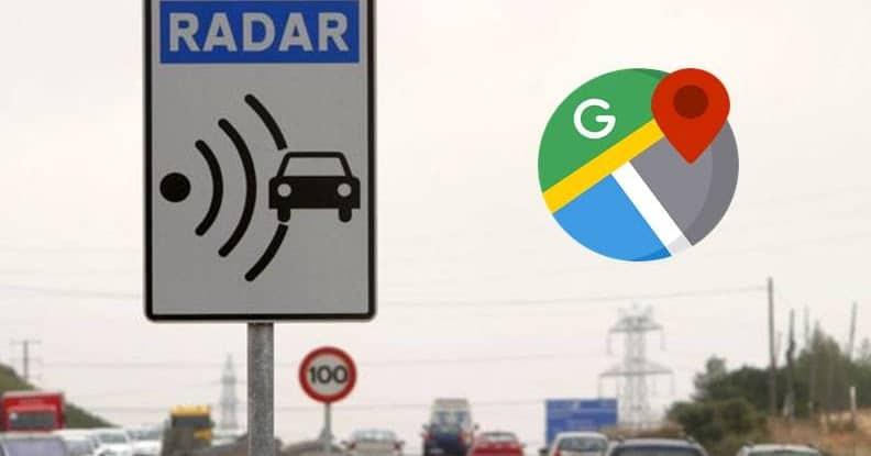 غوغل لا تريدك أن تدفع مخالفات السرعة و تضيف إلى تطبيق Google Maps معرفة مكان رادارات السرعة !