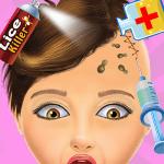 لعبة طبيب الراس قص شعر