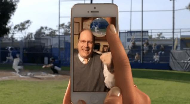 تطبيق سناب شات للاندرويد يدعم مكالمات الفيديو