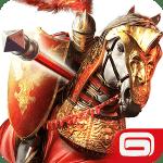 لعبة المبارزة والقتال الرائعة Rival Knights