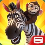 لعبة حديقة الحيوانات العجيبة Wonder Zoo - Animal rescue