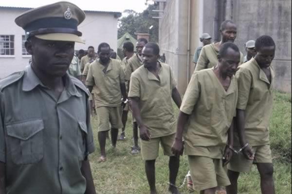 هروب سجناء من سجن