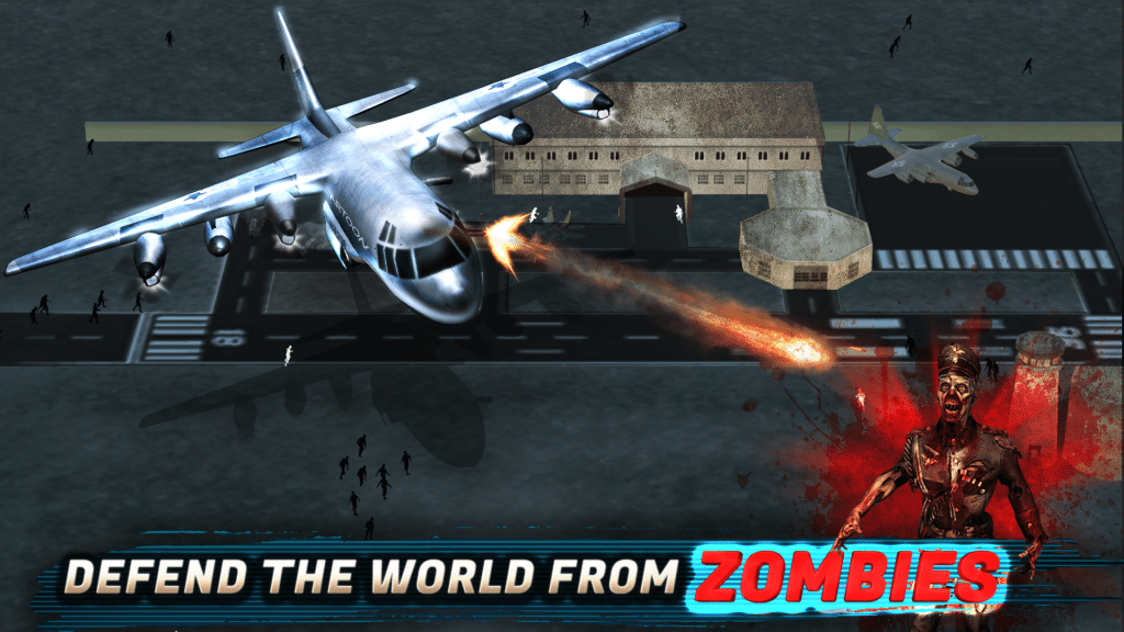 Zombie Aircraft - Battle for Survival