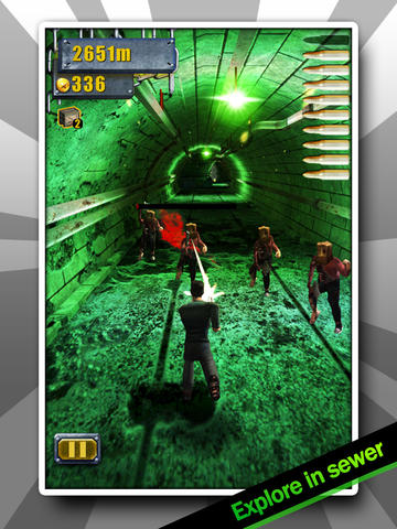3D City Run 2 for iPhone/iPad