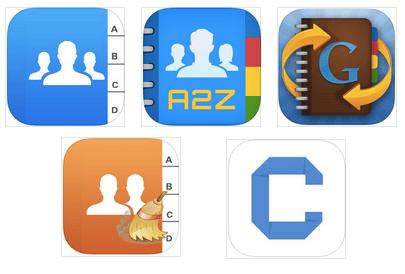 أفضل 5 تطبيقات لإدارة جهات الإتصال على الآيفون والآيباد 2016