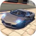 لعبة سباق السيارات ثلاثية الأبعاد Extreme Car Driving Simulator للأندرويد