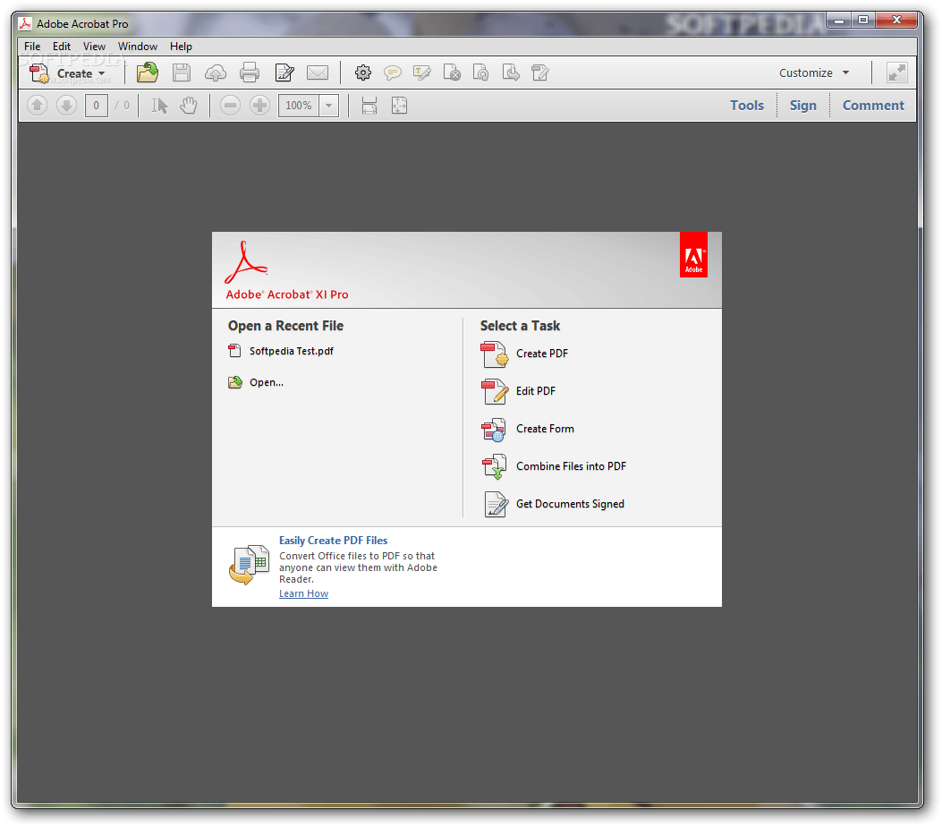 برنامج Adobe Acrobat Pro ادوبي اكروبات القارىء الإلكترونى
