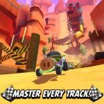 Racing/Angry Birds Go! for iPad