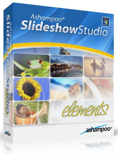 Ashampoo Slideshow Studio Elements