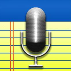 AudioNote افضل برامج تسجيل الصوت للايفون وتعديله