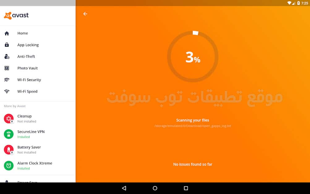 Avast Mobile Security 2018 - Antivirus & AppLock