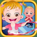 لعبة بيبى هازل فى الحضانة مع أخوها ألعاب أندرويد  Baby Hazel Daycare