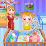 العاب بيبي هازل رعاية الاطفال