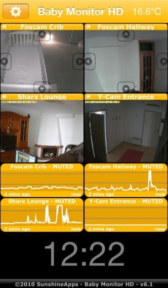Baby Monitor HD
