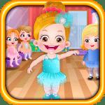 لعبة بيبى هازل وتعلم الباليه Baby Hazel Ballerina Dance