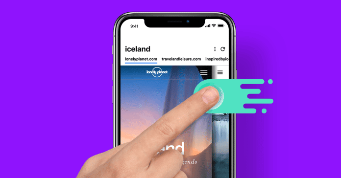 Cake-swipe-pages-iPhoneX