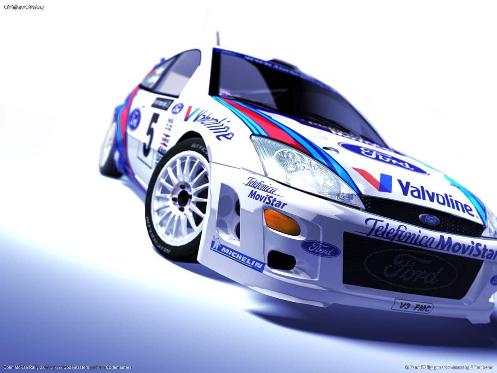 Colin Mcrae Rally لعبة سباقات رالى السيارات للأندرويد