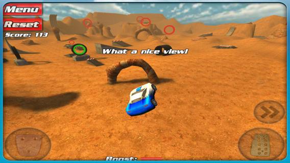 Crash drive 3D2