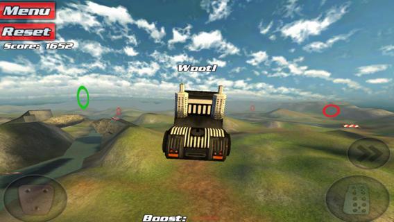 Crash drive 3D3