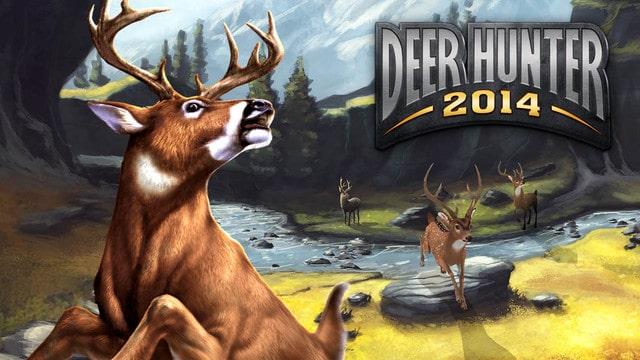 تحميل لعبة deer hunter 2014