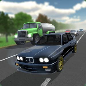Desert Traffic Racer