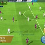 لعبة كرة القدم فيفا للجوال