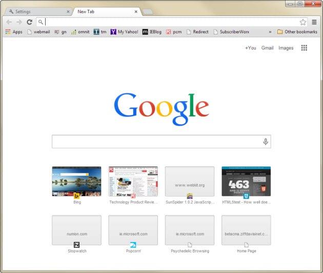 متصفح جوجل كروم للكمبيوتر Google Chrome
