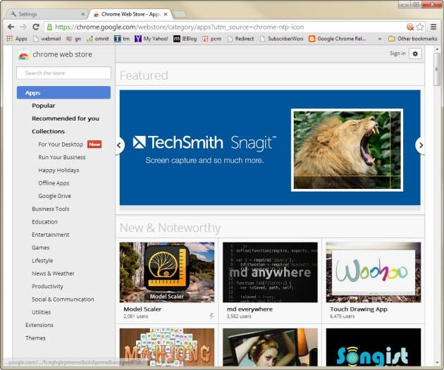 Google Chrome متصفح جوجل كروم للكمبيوتر