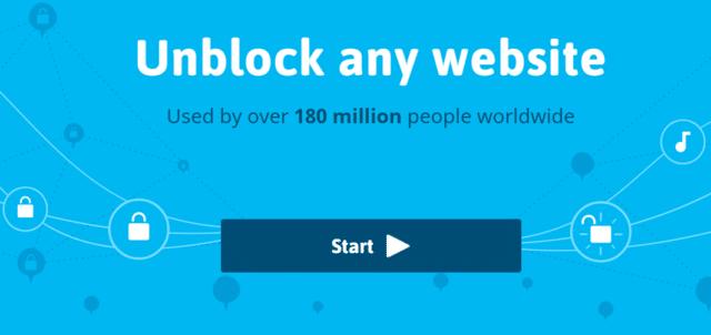Hola Free VPN for Chrome