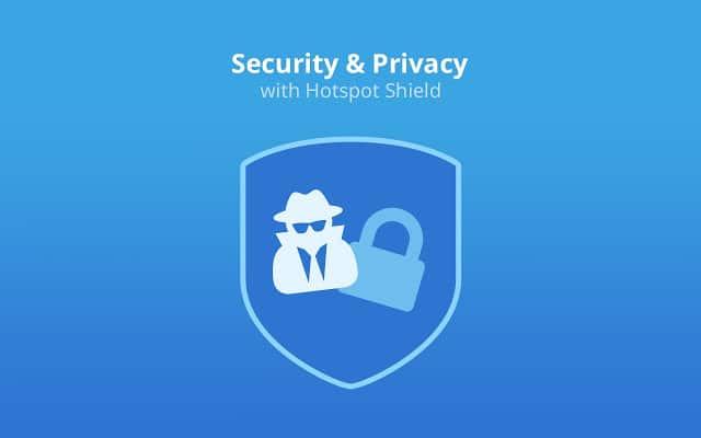 اضافة كروم برنامج Hotspot Shield Free VPN Proxy فتح المواقع المحجوبة
