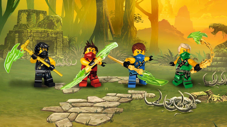 لعبة Lego Ninjago Tournament قتال النينجا العاب اكشن للايفون والايباد