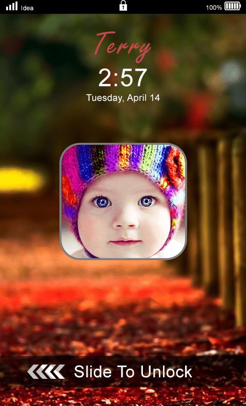 My Photo Lock Screen
