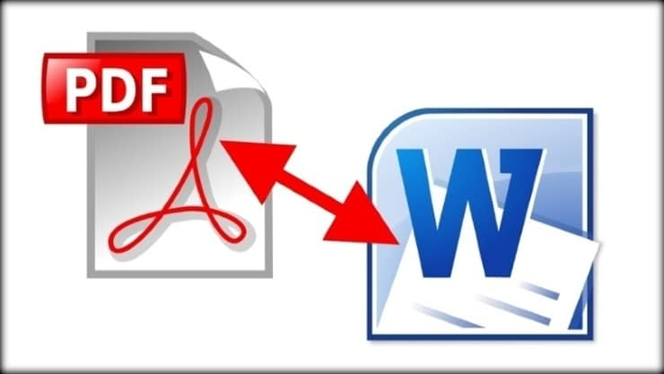 تحويل ملف pdf الى word والتعديل عليها بدون برنامج