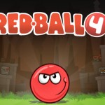 Red Ball 4 For iPhone iPad