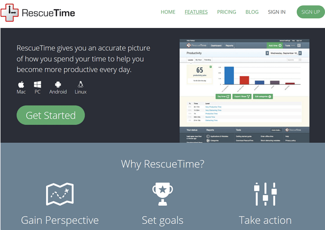 RescueTime_Website_Screenshot