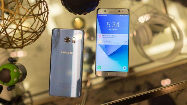 Samsung Galaxy Note 7-7-650-80