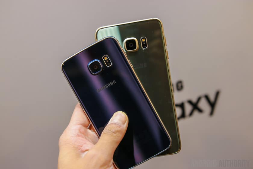 Galaxy S7 Edge vs. S6 Edge