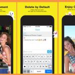 شرح برنامج سناب شات snapchat صوت وصورة وفيديو