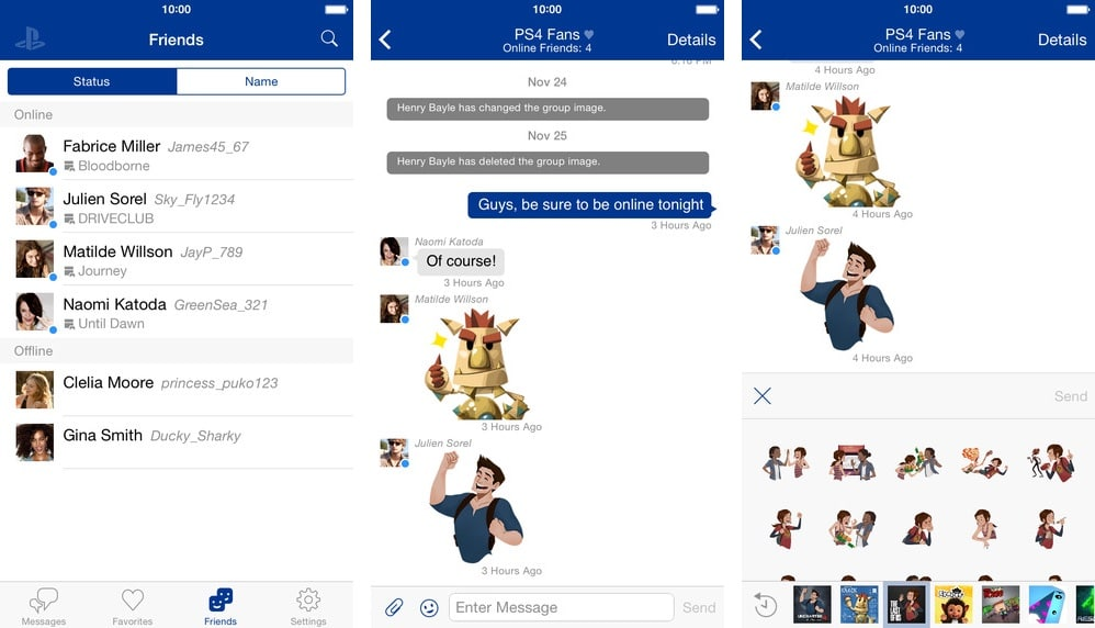 Sony-PlayStation-Messages-1.0-for-iOS-iPhone-screenshot-002