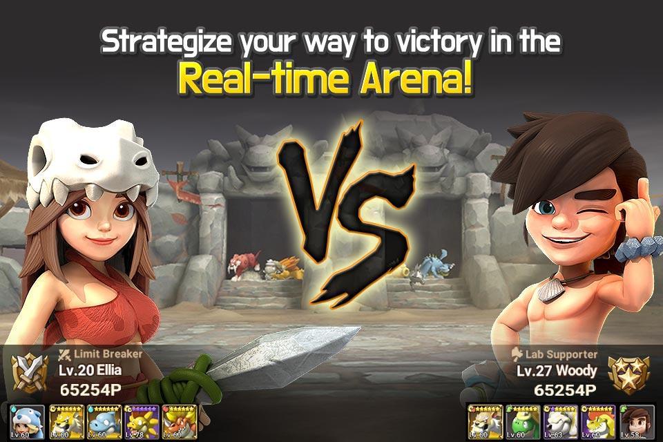 تحميل لعبة Stone Age Begins مهكرة