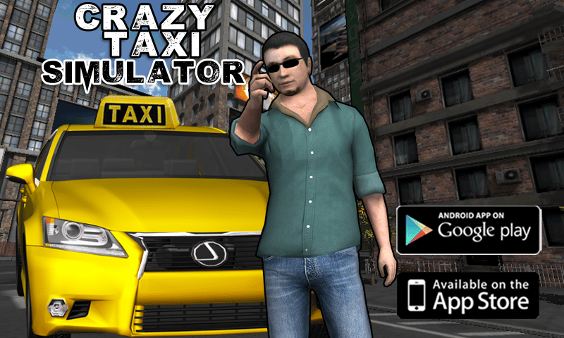 Taxi Simulator 3D11