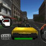 Taxi Simulator 3D2