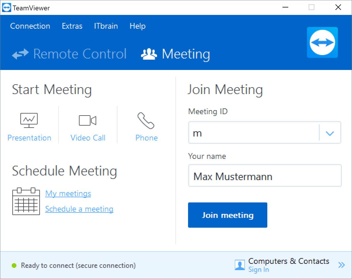 TeamViewer تحميل برنامج مشاركة بين الكمبيوترات عن بعد وادارتها