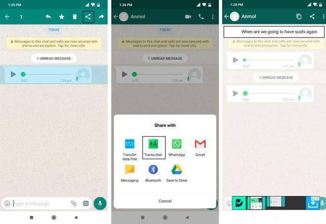 Transcriber-app-for-whatsapp