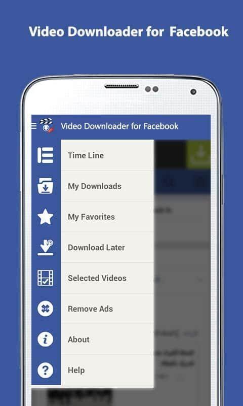 تطبيقات اندرويد تحميل الفيديو من يوتيوب و الفيس بوك و مواقع