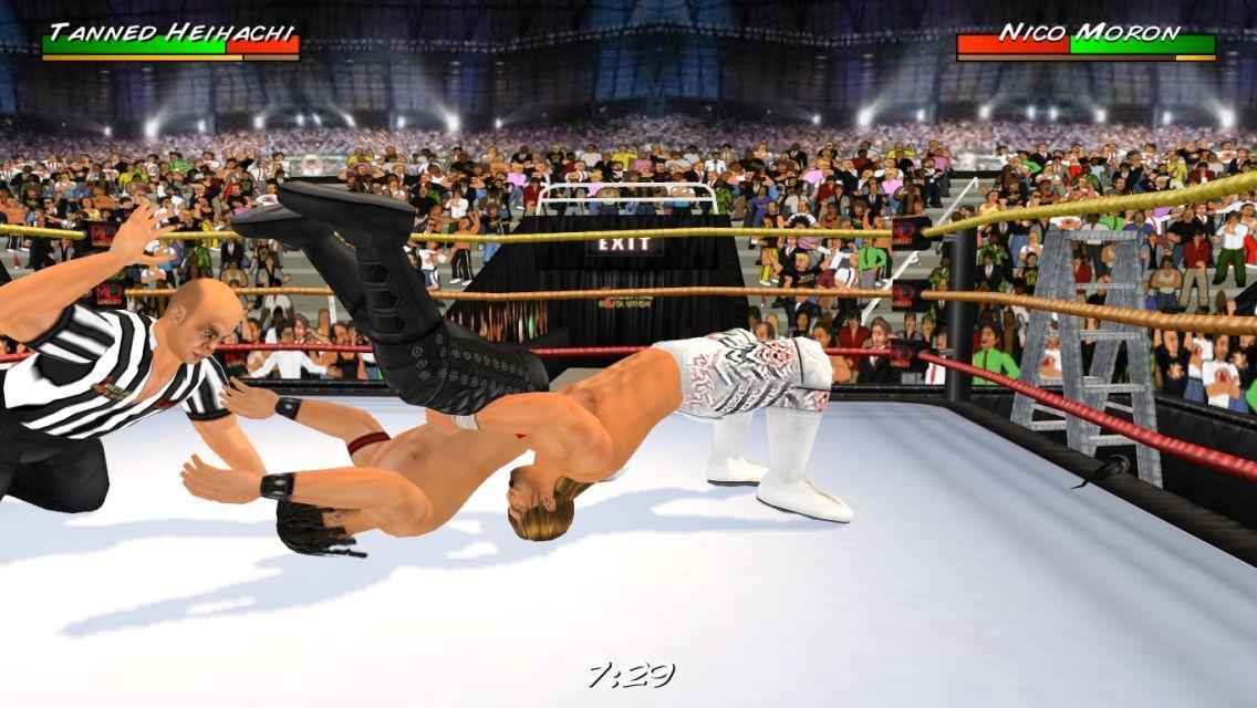 Wrestling Revolution 3D_2