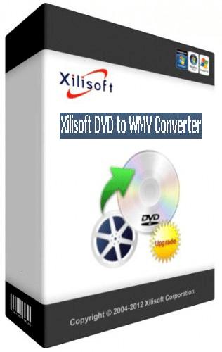 Xilisoft DVD to WMV Converter